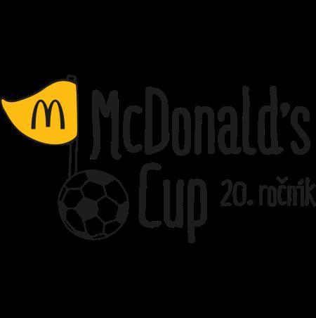 Majstrami Slovenska 2017/2018 v minifutbale sa v 20. ročníku McDonald's Cup stali žiaci z Trenčína