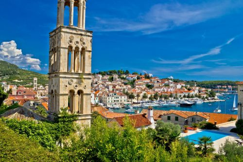 Dovolenkový tip – chorvátsky Hvar