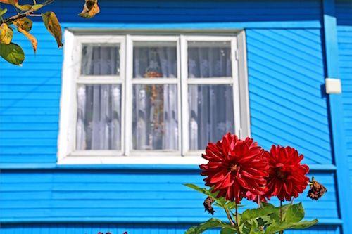 Letné prehrievanie v domoch