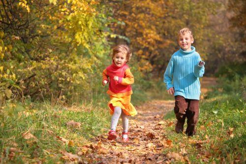 Dieťa a pohyb 3. - Ako môžu športovať škôlkari?