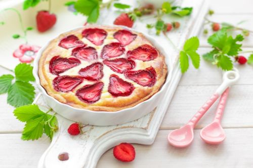 5 sladkých receptov z jogurtu