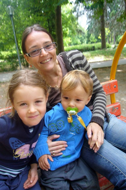 Mgr. Katarína Pokorná - poradkyňa v Súťaži chudnutia
