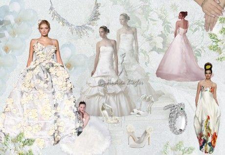 Trend - svadobné šaty