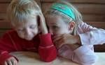 Deti v kruzku