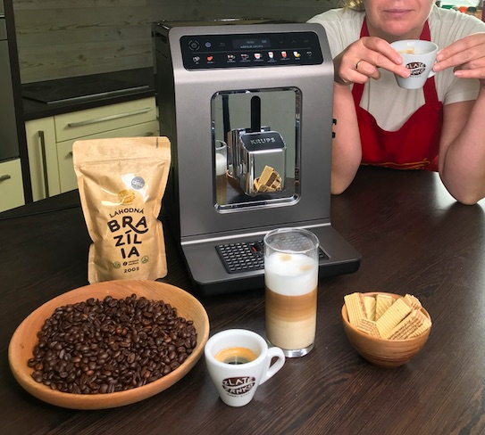 Kávovar Krups Evidence One - až podozrivo jednoduchý