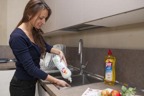 Poriadok a čistota v kuchyni je snom každej gazdinky