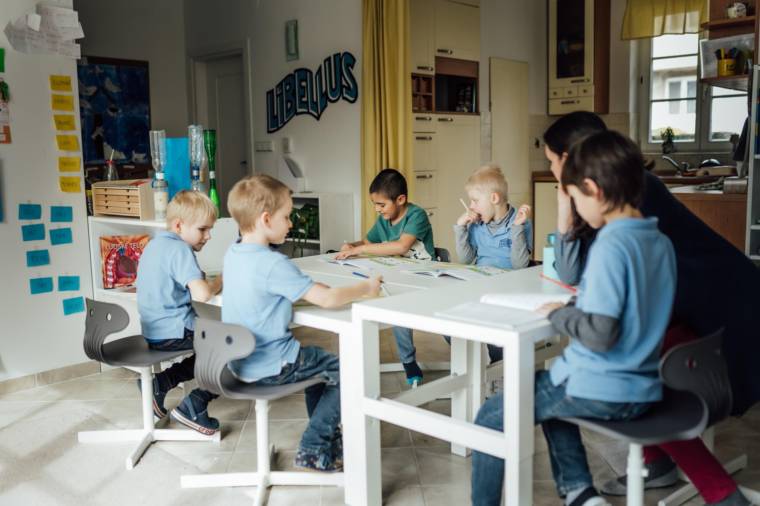 Škola, v ktorej by ste sa chceli učiť aj vy