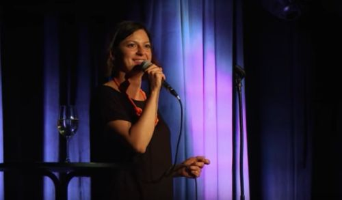 Stand-up Comedy: Lujza Schrameková