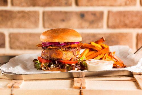 Domáci TOFU burger od Luntera