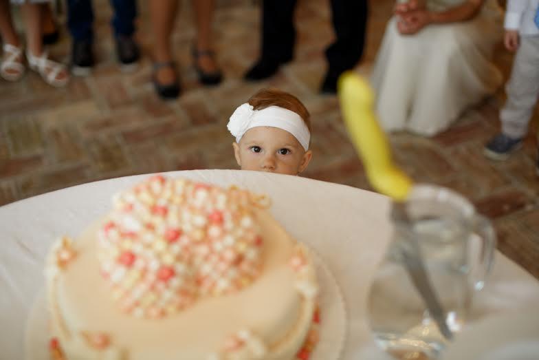 Ako prežiť svadbu s malým dieťaťom