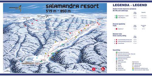 Banská Štiavnica - Salamandra resort