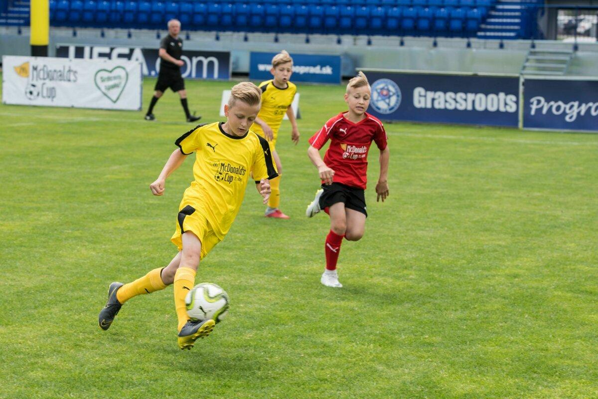 Poznáme majstrov Slovenska v minifutbale v 21. ročníku McDonald´s Cup
