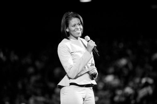 Kto vychoval Michelle Obamovú?