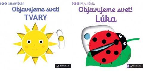 Úžasná séria pre najmenších čitateľov