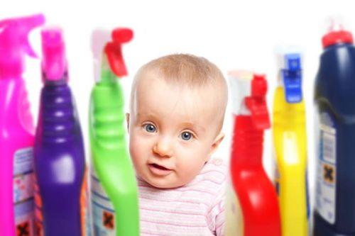 Ochráňte deti pred náhodnými otravami!