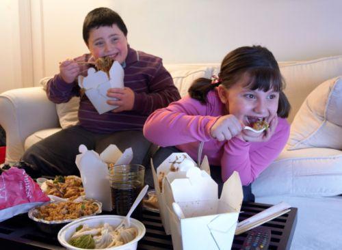 Ako jedia naše deti?