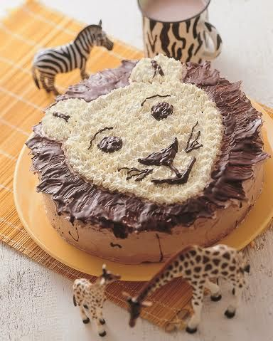 Torta kráľa zvierat