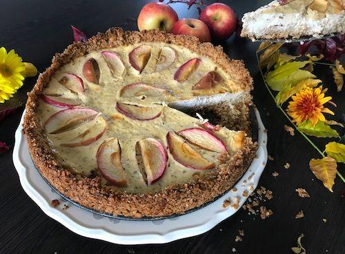 Jesenný VEGA  cheesecake