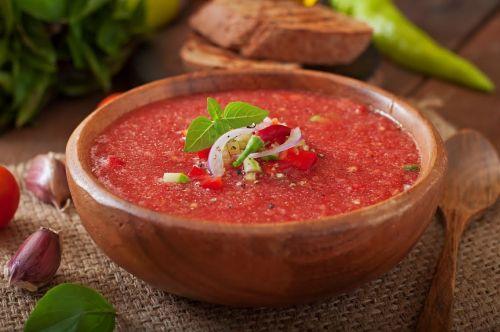 Panzanella – osviežujúca polievka