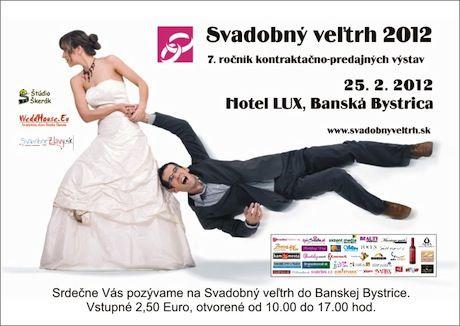 Pozvánka: Svadobný veľtrh v Banskej Bystrici