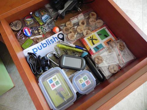 Hľadajte poklady s geocachingom