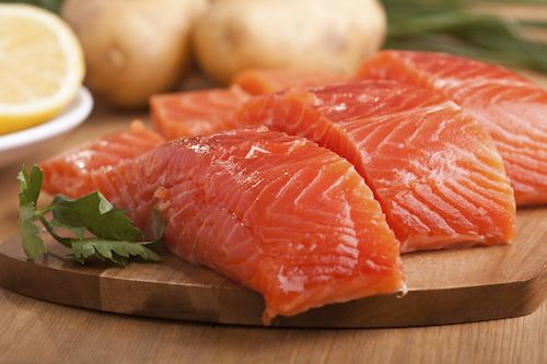 Tip na zdravý darček: Ryba pod stromček