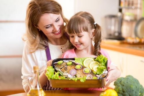 Ryby - časť stravy detí, ktorú často podceňujeme