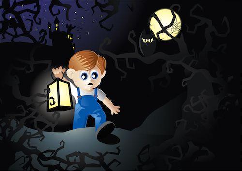 Nočné hry pre deti. 20 pravidiel, aby ste to nepokašlali