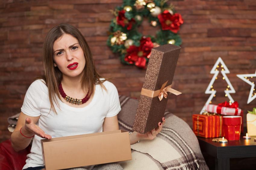 Radi by ste vrátili nevhodný vianočný darček?