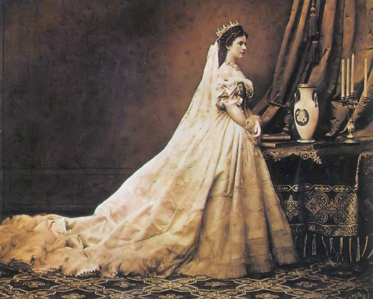Rozprávková princezná Sissi. Bola mamou bez detí