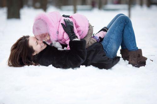 10 tipov hier na snehu pre malé i veľké deti