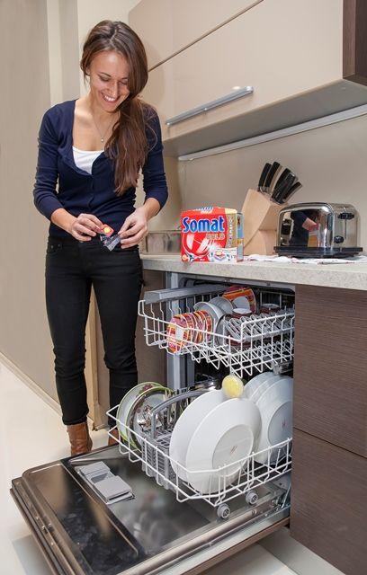 Aj umývačka riadu si zaslúži vašu pozornosť
