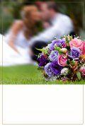 Urobte si svadobné oznámenie