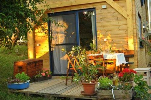 Detská izba v záhrade? Prečo nie?