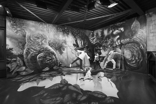 Tricklandia predstavila tajuplnú expozíciu inšpirovanú ľudovou kultúrou