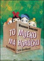 Veronika Šikulová, spisovateľka na rodičovskej dovolenke