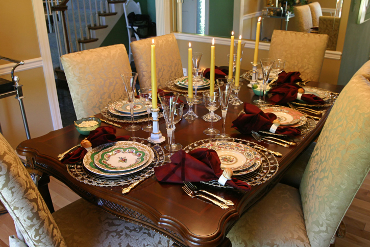 Silvestrovské menu podľa rodinky