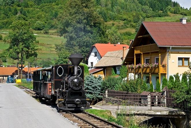 5 jedinečných slovenských dolín, ktoré nehodno v lete obísť