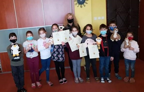 Tretiaci z Trebišova porazili v jazykovej súťaži zvyšok Slovenska