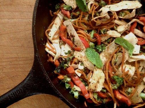 Zamerané na ázijsku kuchyňu